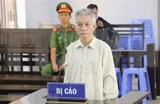 Dak Lak: Anti-state activist gets imprisonment sentence