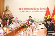 Vietnam attends Asian Cultural Council's second meeting