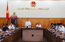 Thua Thien-Hue province ensures progress of election preparation