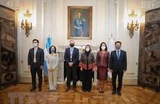 Argentina, ASEAN boost cooperation