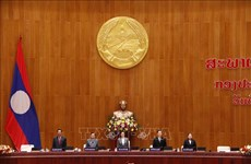 Laos' ninth National Assembly holds first session