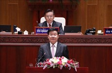 Thongloun Sisoulith elected as Lao President