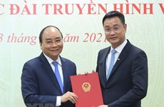 New General Director for Vietnam Television