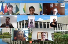 Brazil highly values ASEAN countries' central role in region