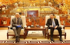 Hanoi's cooperative ties with Italian localities enhanced: Official