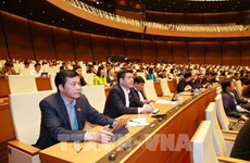NA deputies mull over working reports on March 26