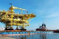 Sao Vang-Dai Nguyet petroleum port offshore Ba Ria-Vung Tau opens