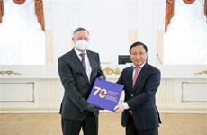 Youngsters' trust helps promote Vietnam-Russia ties: Saint Petersburg Governor