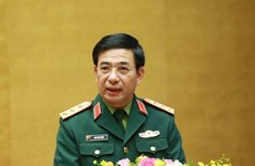 New perceptions, mindset about Vietnam's national defence