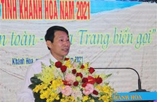 Khanh Hoa busy promoting local tourism