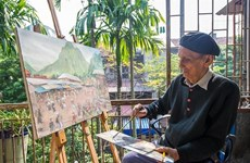 Exhibition takes visitors on journey to the past