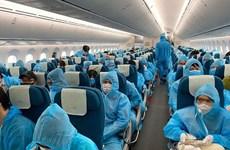 CAAV proposes resumption of international flights