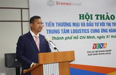 Germany's Bremen state - Gateway to the EU for Vietnamese firms