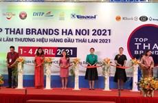 Top Thai Brands 2021 underway in Hanoi