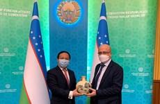 Vietnam, Uzbekistan seek to bolster traditional friendship