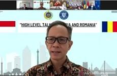Indonesia, Romania agree to enhance bilateral ties