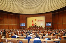 National Assembly to finish personnel work in last working week