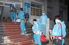 Vietnam records three more COVID-19 cases
