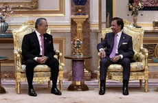 Malaysia, Brunei agree to reinforce bilateral ties