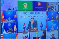Vietnam makes proposals at ASEAN Senior Officials' Meeting