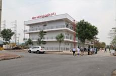 Hai Duong closes last temporary hospital for COVID-19 treatment