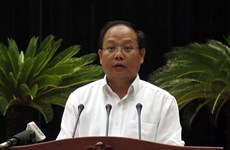 Tat Thanh Cang, Le Van Phuoc expelled from Party