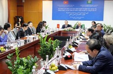 Vietnam, Saudi Arabia work to boost bilateral cooperation