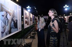 Dutch Consulate General holds photo exhibition in HCM City