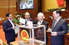 Vietnam's new leadership makes headlines in Algeria