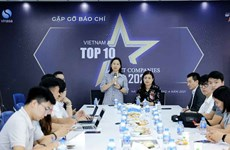 Voting of Vietnam's top 10 ICT businesses 2021 launched