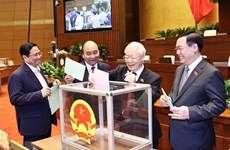 New leaders to push Vietnam forwards on development path: Russian analyst