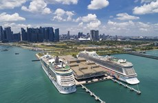 Singapore taking lead in cruise services: tourism board
