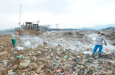 Hanoi's landfills struggle to deal with increased garbage