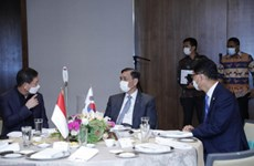 Indonesia, RoK bolster economic cooperation