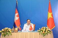 Vietnam, Cambodia boost naval cooperation