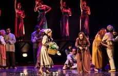 French musical 'Les Misérables' tours across Vietnam