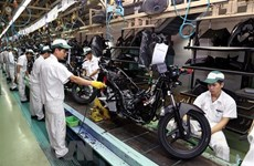 Honda Vietnam posts increases in motorbike, auto sales in March