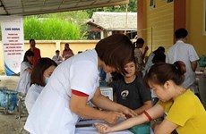 Vietnam raises awareness about Thalassemia