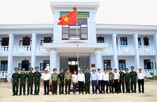 Election preparations in Truong Sa inspected