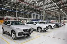 Automobile sales up 36 percent in Q1