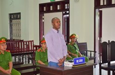 Nigerian drug transporter sentenced to death