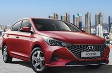 Hyundai automobile sales rise125 percent in March