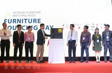 Vietnam Furniture Matching Week kicks off in HCM City