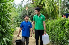 Local residents to benefit from clean water project