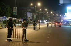 Cambodia imposes two-week lockdown on Phnom Penh