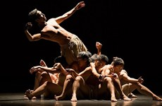 Dance show inspired by tuong to enthrall Hanoi audience