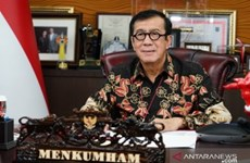 Indonesia calls for ASEAN members to boost legal integration
