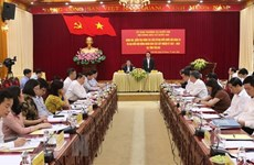 NA Vice Chairman examines election preparations in Yen Bai