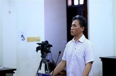 Man jailed for abusing freedom, democracy rights