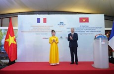 First Vietnamese businesswoman to be granted France's Legion of Honour